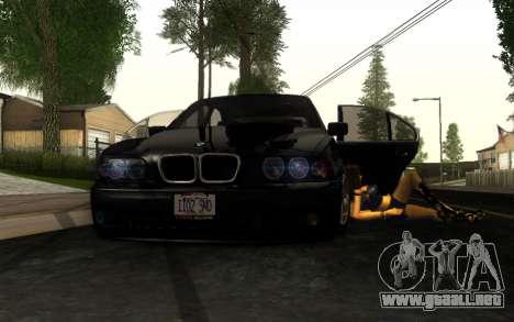 ENBSeries v5.2 Samp Editon para GTA San Andreas