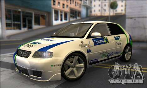 Audi A3 1999 para el motor de GTA San Andreas