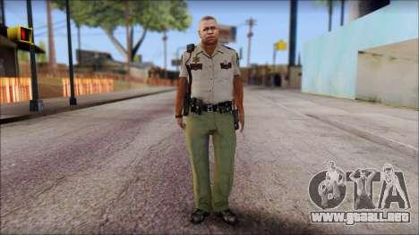 James Wheeler from Silent Hill Homecoming para GTA San Andreas