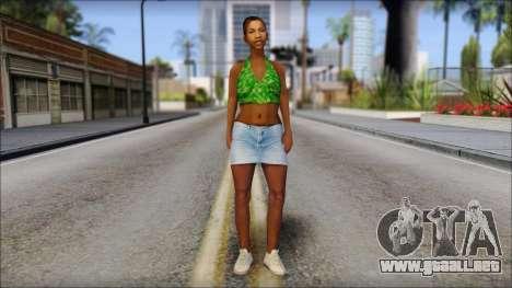 Kendl Skin para GTA San Andreas