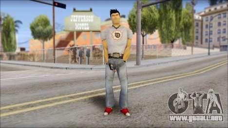 Serious Sam para GTA San Andreas