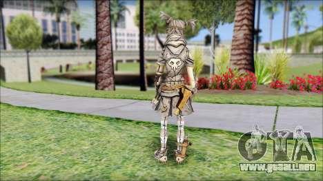 Gai para GTA San Andreas segunda pantalla