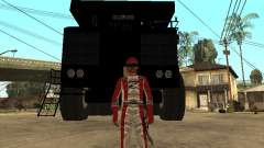 Power Rangers Operation Overdrive para GTA San Andreas