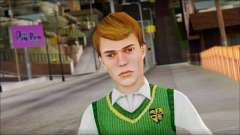 Earnest from Bully Scholarship Edition para GTA San Andreas