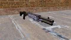 Ружье Franchi SPAS-12 Azul tigre para GTA 4
