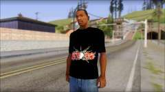 Destroyers T-Shirt Mod para GTA San Andreas