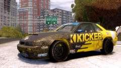 Nissan 240SX para GTA 4