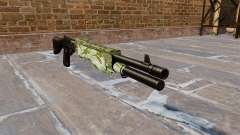 Ружье Franchi SPAS-12 Verde Camo para GTA 4