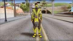 Scorpion Skin v2 para GTA San Andreas