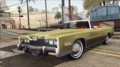 Cadillac Eldorado Stock para GTA San Andreas