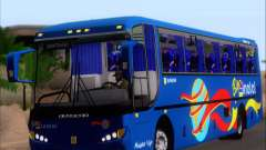 Busscar El Buss 340 Bio Linatal para GTA San Andreas