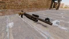 Ружье Benelli M3 Super 90 ronin para GTA 4