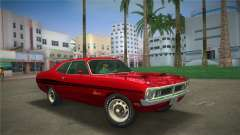 Dodge Dart Demon 340 1971 para GTA Vice City