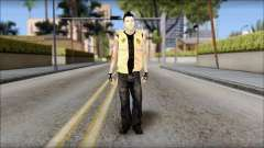 Joel from Good Charlotte para GTA San Andreas