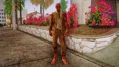 Crimson Zombie Skin