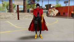 Final Fantasy VII - Vincent para GTA San Andreas