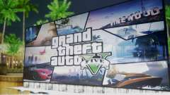 GTA V Billboards para GTA San Andreas