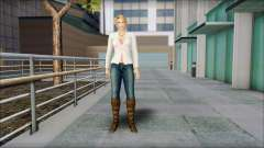 Sarah from Dead or Alive 5 v1 para GTA San Andreas