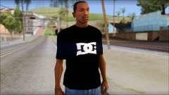 DC Shoes Shirt para GTA San Andreas