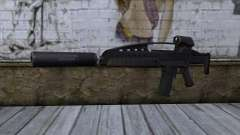 XM8 Assault Black para GTA San Andreas