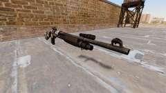 Ружье Benelli M3 Super 90 siberia para GTA 4