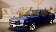 Nissan Skyline GC10 2000GT para GTA San Andreas