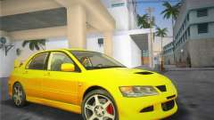 Mitsubishi Lancer Evolution 8 2004 para GTA Vice City