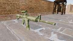 Automático carabina MA de la Guardia de Camuflaj