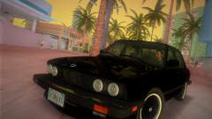 BMW 535i US-spec e28 1985 para GTA Vice City