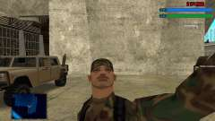 C-HUD by SampHack v.7 para GTA San Andreas