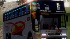 Busscar Jum Buss 400 Volvo B10R Pullman Del Sur