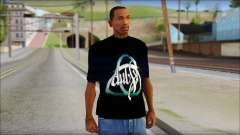 Dub Fx Fan T-Shirt v2 para GTA San Andreas