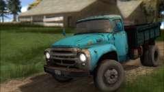 ZIL 130 van para GTA San Andreas