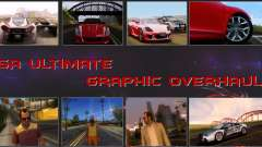 SA Ultimate Graphic Overhaul 1.0 Fix para GTA San Andreas