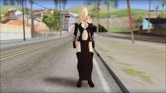 Rachel from Resident Evil Revelations para GTA San Andreas