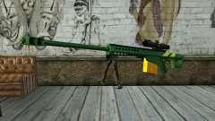 M82A3 Brazil Camo para GTA San Andreas