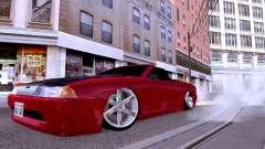 Elegy Cabrio HD para GTA San Andreas
