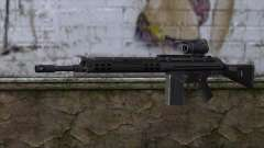 HK A4 SOG from Medal Of Honor: Warfighter