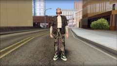 The Truth Skin para GTA San Andreas