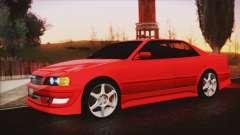 Toyota Chaser Tourer Stock V2.5 1999 para GTA San Andreas