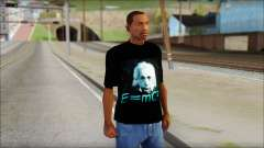 German Elite Army Emcore Fan T-Shirt para GTA San Andreas
