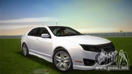 Ford Fusion 2009 para GTA Vice City