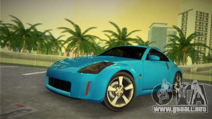 Nissan 350Z para GTA Vice City