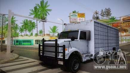 GTA V Benson para GTA San Andreas