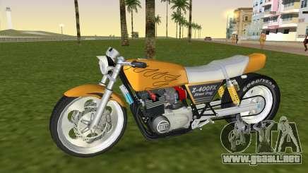 Kawasaki Z400FX Street Drag Racer para GTA Vice City