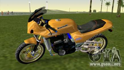 Kawasaki GPZ900R Ninja Tuned para GTA Vice City