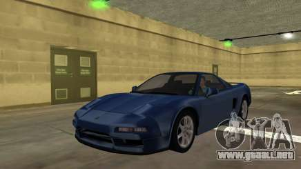 Acura NSX 1991 para GTA Vice City