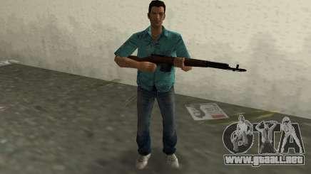Auto-Carga Del Rifle Tokareva para GTA Vice City