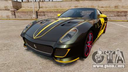 Ferrari 599 GTO PJ3 para GTA 4