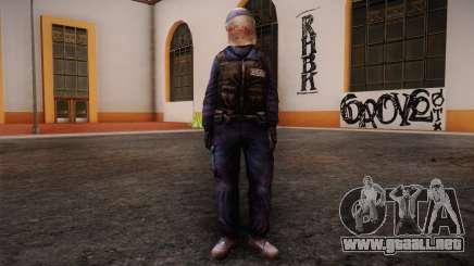 British Riot Police from Killing Floor para GTA San Andreas
